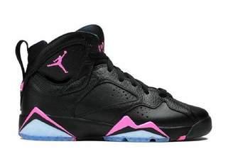 Jordan Nike Kids 7 Retro Gg Basketball Shoe 7 Kids US