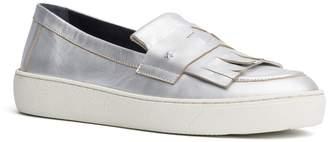 Tommy Hilfiger Metallic Platform Loafer