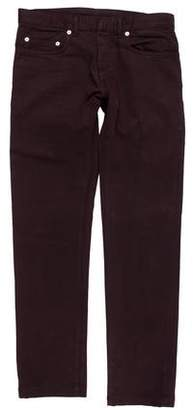Christian Dior Flat Front Jeans
