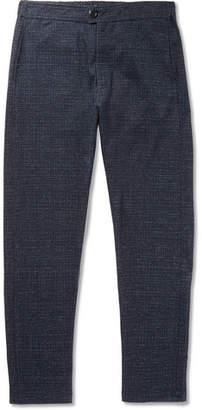 Hamilton and Hare Tapered Cotton Trousers
