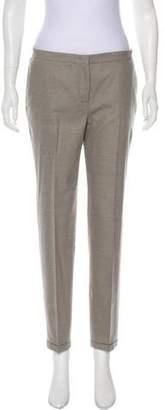 Fabiana Filippi Mid-Rise Wool Pants