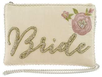 Mary Frances Bride Embellished Evening Bag