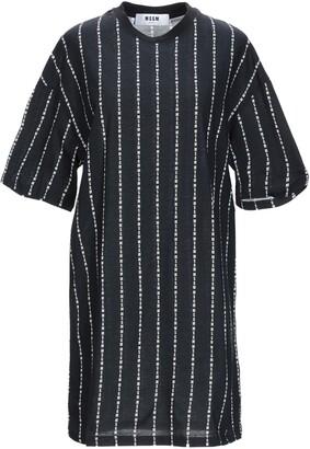 MSGM Short dresses - Item 34915309BN