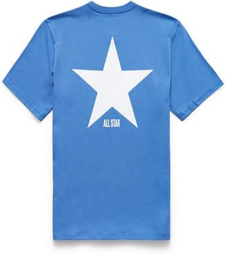Converse Blue Big Star T-Shirt