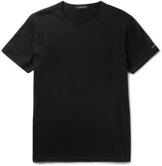 Ermenegildo Zegna Cotton-Jersey T-Shirt $60 thestylecure.com