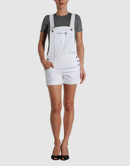 JEAN'S PAUL GAULTIER Denim overall