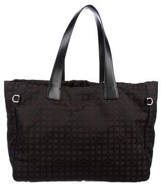 Chanel Travel Ligne Convertible Tote