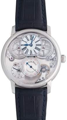Audemars Piguet Jules Audemars Chronometer with Escapement Automatic Platinum Men's Watch