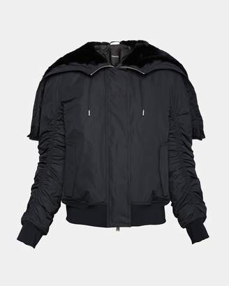 Theory Hooded Puffer Jacket