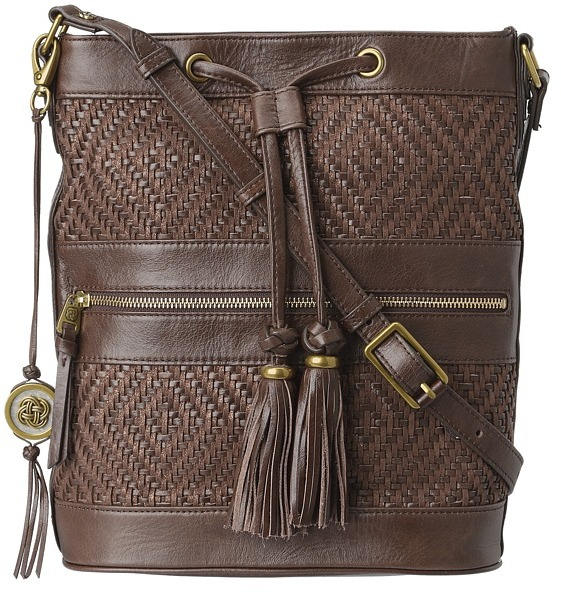 Elliott Lucca Bali '89 Bucket (Aztec Walnut) - Bags and Luggage