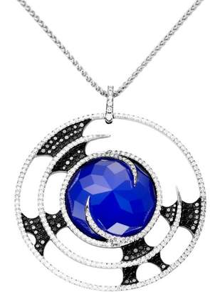 Stephen Webster 18K White Gold & Diamonds Pendant Necklace