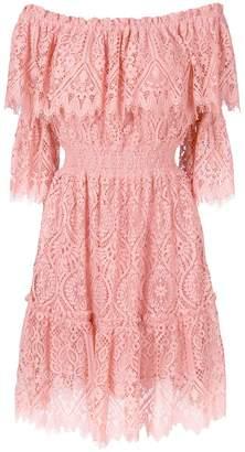 Bardot Perseverance London lace dress