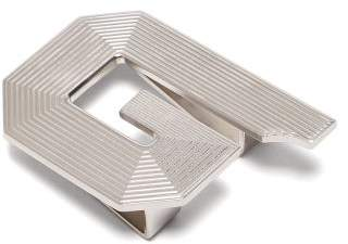 Givenchy G Logo Money Clip - Mens - Silver