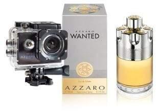 Azzaro Wanted Eau de Toilette Two-Piece Set