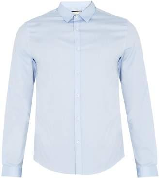 Gucci Point-collar cotton shirt