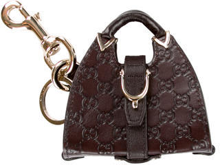 GucciGucci Microguccissima Bag Charm