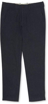 Whistles Pinstripe Tapered Trousers