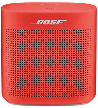 Bose ; NEW ; SoundLink Colour Bluetooth Speaker II - Coral Red