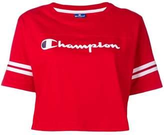 Champion (チャンピオン) - Champion クロップド Tシャツ