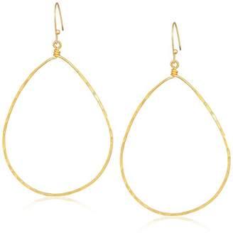 Panacea Teardrop Hoop Earrings