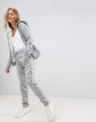 Jack Wills Embroidered Jogger