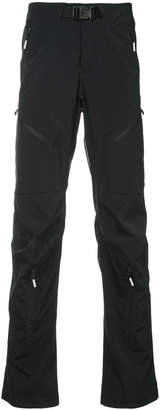 99% Is loose fit zipped trousers