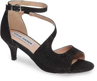 Steve Madden JNIGHTOUT Glitter Sandal
