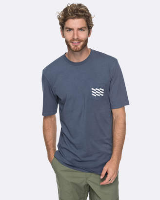 Quiksilver Mens Bad Tuners T Shirt