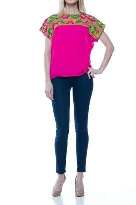 Kareena's Multi Colored Top