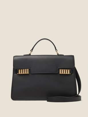 DKNY Paola Leather Satchel