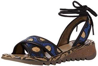Fly London Women's Tima707Fly Wedge Sandals,37 EU
