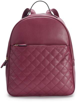 Apt. 9 Alice Quilted Backpack