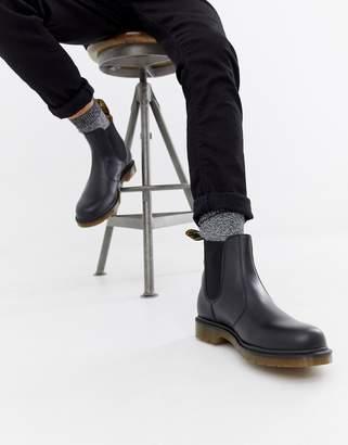 Dr. Martens (ドクターマーチン) - Dr Martens 2976 chelsea boots in all black