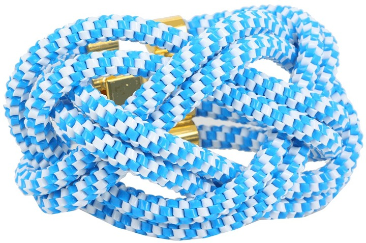 Noir Shaka Figure 8 Knot Bracelet