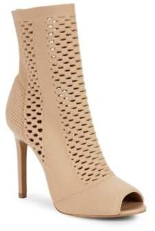 Charles by Charles David Inspector Perforated Leather Booties