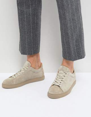 Selected Premium Suede Sneakers