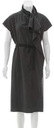 Aquilano Rimondi Aquilano.Rimondi Wool Midi Dress