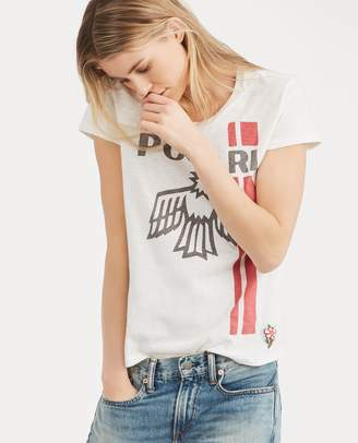 Ralph Lauren Cotton Logo T-Shirt