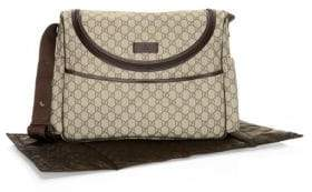 Gucci Mum GG Canvas Shoulder Bag