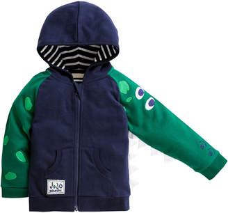 Jo-Jo Jojo Maman Bebe Crocodile Hoodie