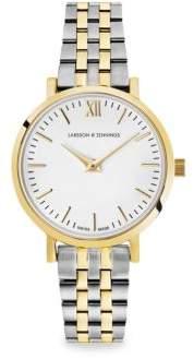 Larsson & Jennings Lugano Aurora Two-Tone Bracelet Watch