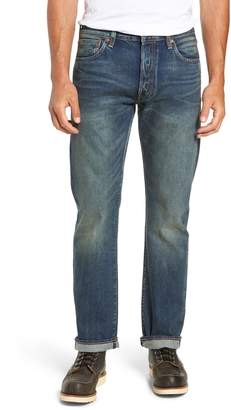 Levi's 501(R) Original Straight Leg Selvedge Jeans