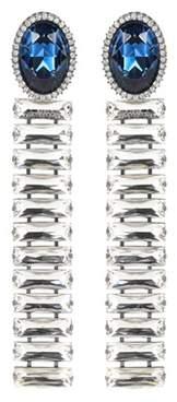 Stella McCartney Crystal-embellished earrings 2QjXz4