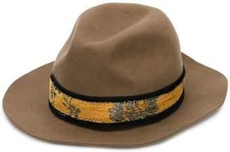 Zadig & Voltaire Zadig&Voltaire Alabama monarque hat