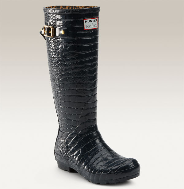 Jimmy Choo 'Hunter' Rain Boot