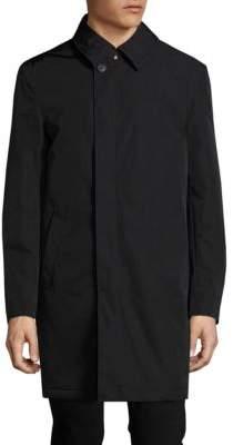 Calvin Klein Collared Rain Coat
