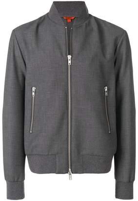 Barena zipped bomber jacket