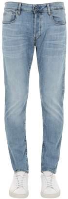 G Star 3301 Slim Light Indigo Denim Jeans
