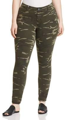 SLINK Jeans Plus Camo Knit Skinny Lounge Pants