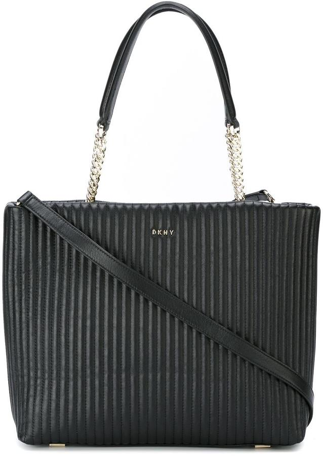 DKNY DKNY quilted tote